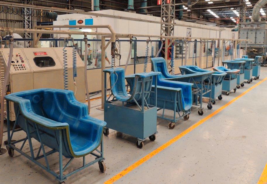 Fabricação de peças em fibra de vidro: Conheça um grande Case Nacional